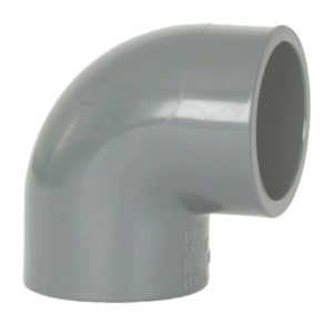 Codo 90º PVC Encolar