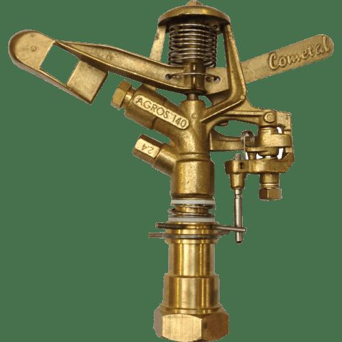 "Aspersor sectorial latón COMETAL AG-140 ROSCA HEMBRA 3/4"""